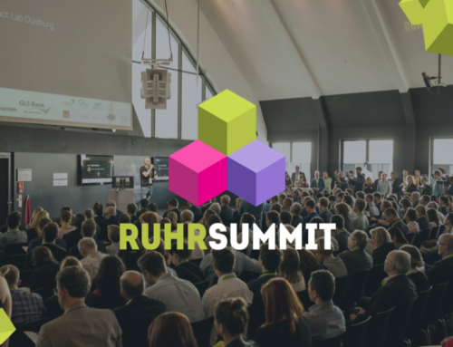 Deep Dive Virtual Reality beim RuhrSummit 2018
